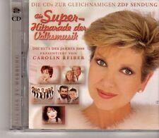 (GA935) Die Superhitparade Der Volksmusik, 2CD  - 2000 CD