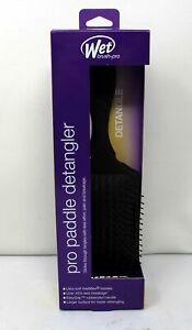 Wet Brush-Pro Paddle Detangler Black