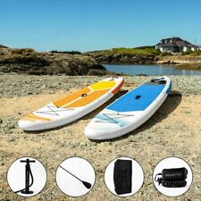 AquaTec Inflatable Paddle Boards [2 Sizes] | DELUXE SUP PACK Stand Up Surfboard