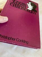 A JOSEPH SMITH CHRONOLOGY J Christopher Conkling 1979 Mormon LDS Prophet History