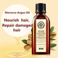Hair Care Moroccan Pure Argan Oil Hair Essential Oil Serum For Dry Hair Types