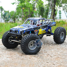 1/10 Scale Rock Crawler Cruiser Electronics 4wd Off Road Climbing Rc Remote Car
