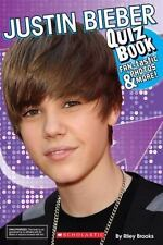 Justin Bieber Quiz Book by Scholastic Canada Ltd. Staff (2011, Paperback)
