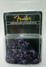 72 Pack Fender 351 Style Premium Celluloid Thin Guitar Picks Purple Moto