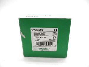 SCHNEIDER ELECTRIC GV2-ME06 1-1.6A NSFS