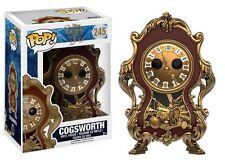 Cogsworth Beauty And The Beast Movie POP! Disney #245 Vinyl Figur Funko