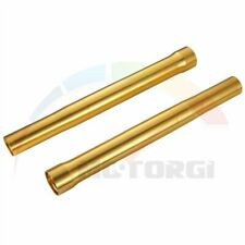 Golden Fork Outer Tubes For Triumph Daytona 675 2013-2017 14 15 16 Ohlins Fork