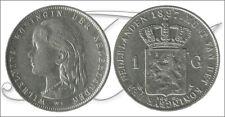 Paises Bajos - Monedas Circulación- Año: 1897 - numero KM00117-97 - MBC 1 Gulden