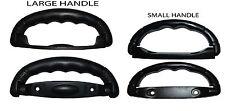 Black Plastic Luggage Suitcase Case Box Repair Replacement Speaker DJ Box Handle