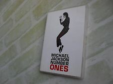 MICHAEL JACKSON NUMBER ONES - 2003 -  REGION 4 PAL DVD