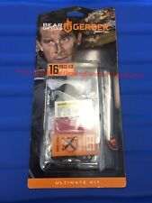 Gerber Bear Grylls Ultimate Survival Kit! Outdoor Survivor Camping Backpacking