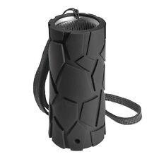 Cobra AirWave Mini Rugged Waterproof Wireless Bluetooth Speaker w/ Speakerphone