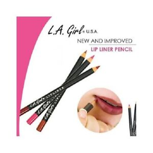 🎄 L. A. Girl Lipliner Pencil ///12 COLORS \ CHOICE OF SHADES 🎄