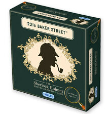 221B Baker Street - Brand New Sherlock Holmes Detective Board Game