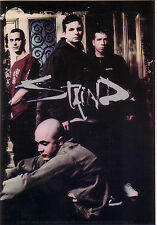Staind group Sticker licensed free shipping