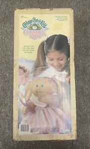 RARE 1st Edition 1986 NIB African American Girl Cornsilk Cabbage Patch Kid
