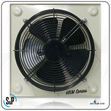 Solar And Palau HXM 300 Plate Mounted Axial Flow Fan / Extractor