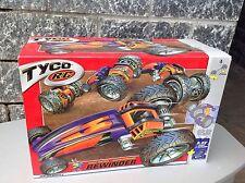 Tyco #Rc Rewinder Toy Remote Control Vehicle Car Electronic Radio Control Nib