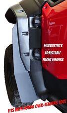 Honda Pioneer 1000 Front Fender Flares (mud flaps) by MudBusters