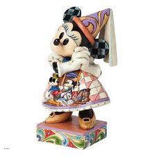 Disney Parks Jim Shore Happily Ever After Princess Minnie Mouse Figurine Nwob