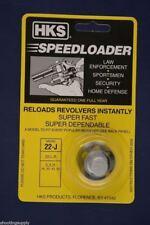 HKS 22-J Speed Loader 6 Shot 22 Cal Fits S&W Models 34 35 43 63 New HKS-22-J