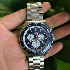 NO BOX Tag Heuer CAZ1018.BA0842 Men's Chronograph Stainless Steel Watch