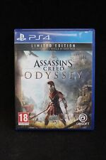 ASSASSINS CREED: ODYSSEY Limited Edition PS4 Video Game - W39