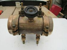 New listing Lunkenheimer Top Oiler Old Gas/Steam Engine Brass Hit Miss Double Drip Antique
