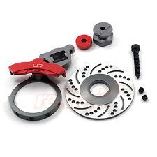 Yeah Racing 1:10 Steering Wheel Adaptor Aluminum Brake Sanwa MT4 MT4S #YA-0414