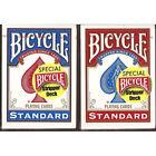 2 mazzi Carte Bicycle Mazzo Conico Stripper Deck Red & Blue - Prestigio e magia