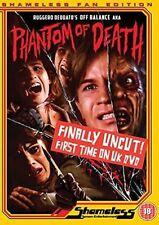 Phantom of Death R0 PAL DVD 2007 Dir Ruggero Deodato Michael York