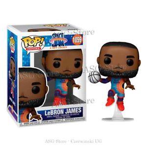 Funko Pop Movies 1059 Space Jam 2 LeBron James