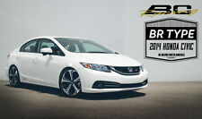 BC Racing BR Type Coilover for 12+ HONDA CIVIC - (A-58) (Exc. 2014+ SI)