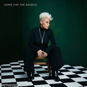 EMELI SANDE ( NEW SEALED CD ) LONG LIVE THE ANGELS [PA]