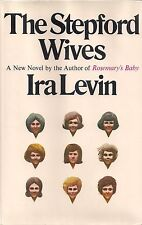 """IRA LEVIN """"Stepford Wives"""" (1972) SIGNED FIRST PRINTING"""