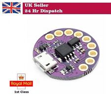 LilyTiny LilyPad Micro USB ATtiny85 Wearable Module Development Board Arduino Pi
