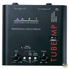 ART Pro Audio Tube MP External Microphone Mic Preamp w/ 48V Original Preamplfier