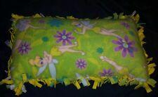 Ne 00006000 W Fleece Pillow with Tinkerbell Design