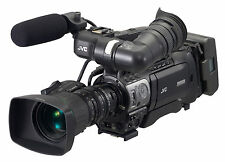JVC GY-HM850R mit KT14, Full HD ENG Camcorder mit Canon 14x Optik