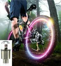 1PC LED Flash Lamp For Bicycle Bike Wheel Tire Valve Stem Cap Light with Battery