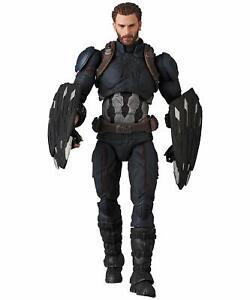 MAFEX Captain America Infinity War Ver. Japan version