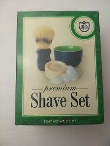 Shaving Set, Brush, Cup, Soap Nostalgic Gift