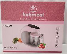 Totmeal - Smart Baby Food Processor - 1800-EM