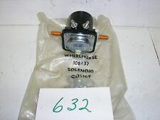 Toro Wheel Horse 1084387 Starter Solenoid