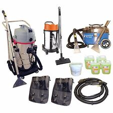Business Pack Carpet Cleaner Vacuum Cleaning Upholstery Floor Valet Machine