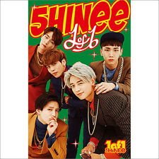 Shinee - 1 Of 1 5th  CASSETTE TAPE [LIMITED VERSION]  New K-Pop