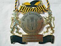 Karnevalsorden Prinz Torsten I. LCV Blaue Funker 1897 Session 2006/07 Limburg