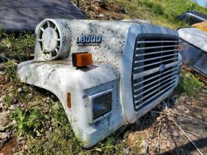 USED, FORD  L8000 TRUCK HOOD