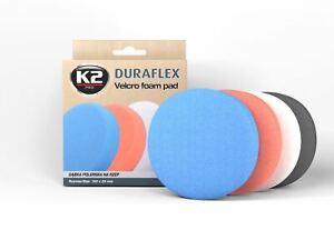 K2 L611 Blue Cutting pad DURAFLEX 150x25mm