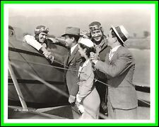 "PATRICIA FARR, MAURICE MURPHY & CHARLES A. BROWNE in ""Tailspin Tommy"" Orig. 1934"